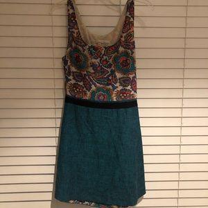 Rachel Roy floral mini dress